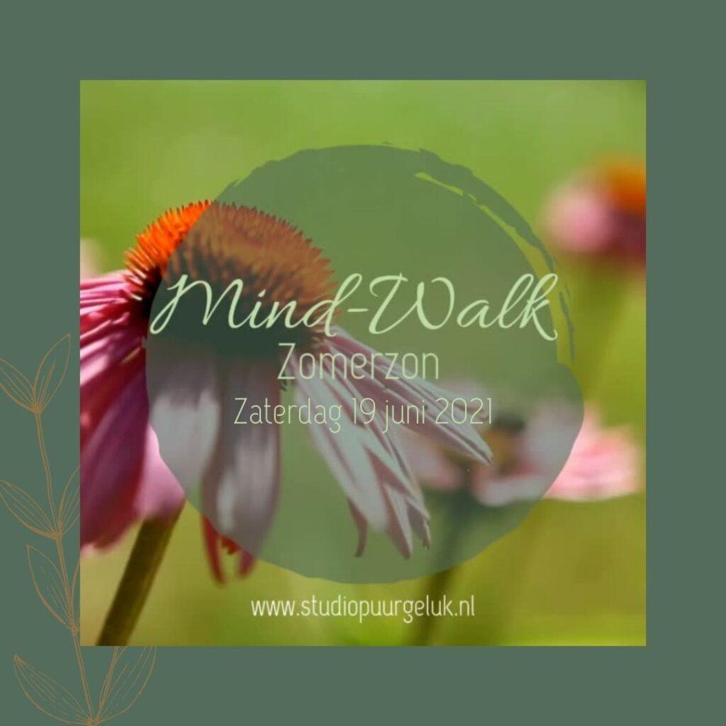 Mind-Walk zomerzon